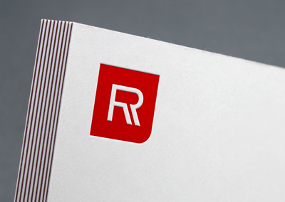 Création du logo du cabinet d'architecture Raynal Ruffat à Albi